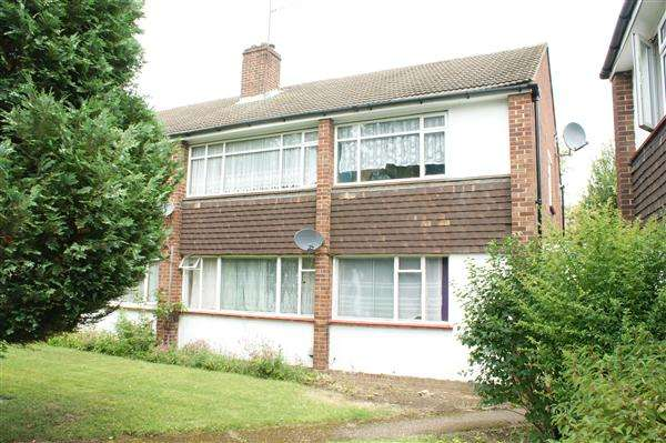2 Bedrooms Maisonette Flat for sale in Farnham Road, Slough