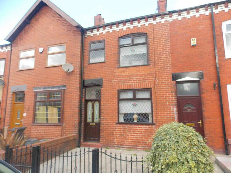 2 Bedrooms Terraced House for sale in Mabel Street, Westhoughton, Bolton, BL5