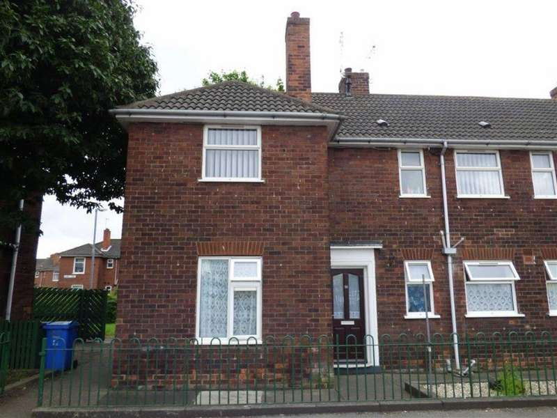 2 Bedrooms Flat for sale in Scott Street, Hull, East Yorkshire, HU2