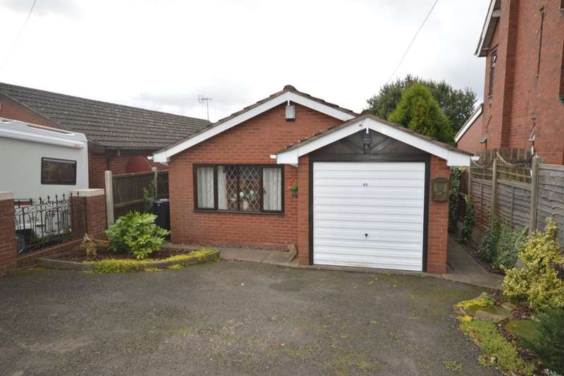 2 Bedrooms Detached Bungalow for sale in Hawes Lane, Rowley Regis, B65