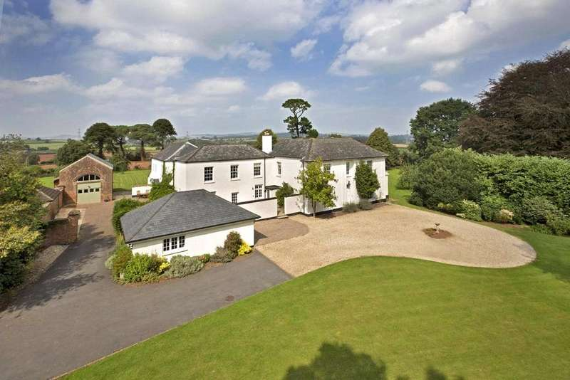 5 Bedrooms Detached House for sale in Poltimore, Exeter, Devon