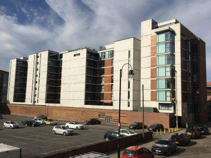 1 Bedroom Flat for sale in 1 Jordan Street, Manchester, Greater Manchester