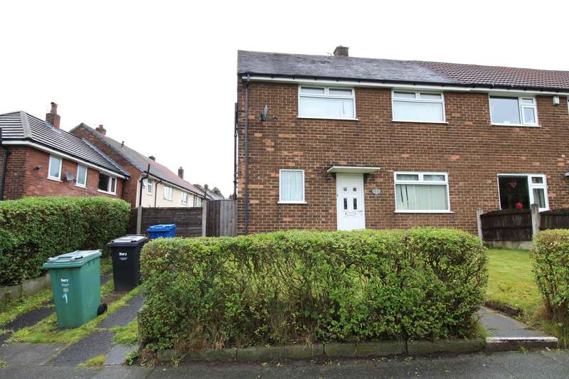 2 Bedrooms Semi Detached House for sale in Kershaw Avenue, Prestwich