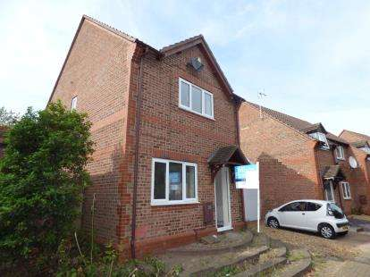 3 Bedrooms Link Detached House for sale in Lynmouth Crescent, Furzton, Milton Keynes