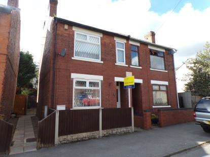 3 Bedrooms Semi Detached House for sale in Albert Street, Mansfield Woodhouse, Mansfield, Nottinghamshire