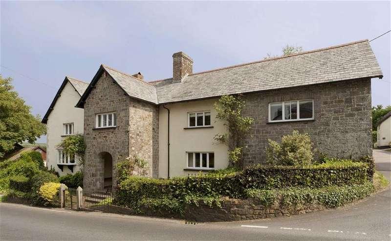 5 Bedrooms Detached House for sale in The Village, Jacobstowe, Okehampton, Devon, EX20