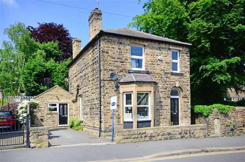 4 Bedrooms Detached House for sale in 10, Nether Green Road, Nether Green, Sheffield, S11