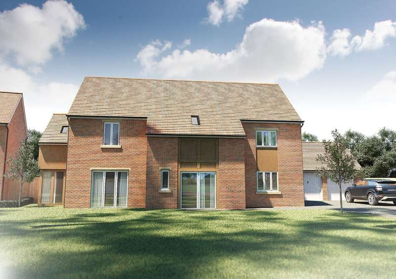 5 Bedrooms Detached House for sale in Plot 15 Maybush Fields