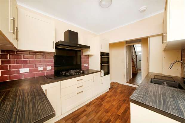 4 Bedrooms Terraced House for sale in Branksome Road, Brixton