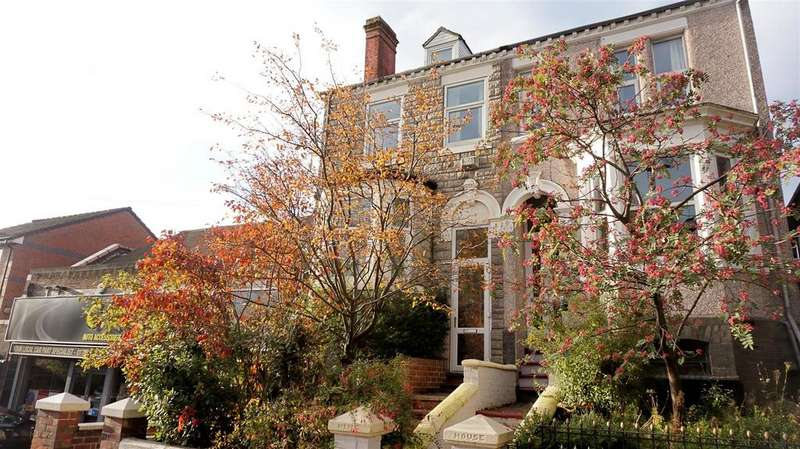 3 Bedrooms Town House for sale in Bradwell Lane, Porthill, Newcastle, Staffs