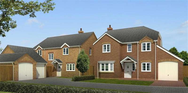 5 Bedrooms Detached House for sale in Ridge Gardens, Cosby