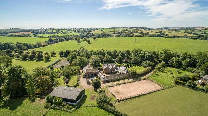 8 Bedrooms Detached House for sale in Tilton Road, Withcote, Oakham, Rutland