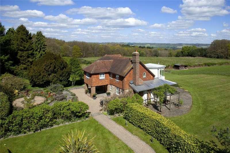 5 Bedrooms Detached House for sale in Ide Hill, Sevenoaks, Kent
