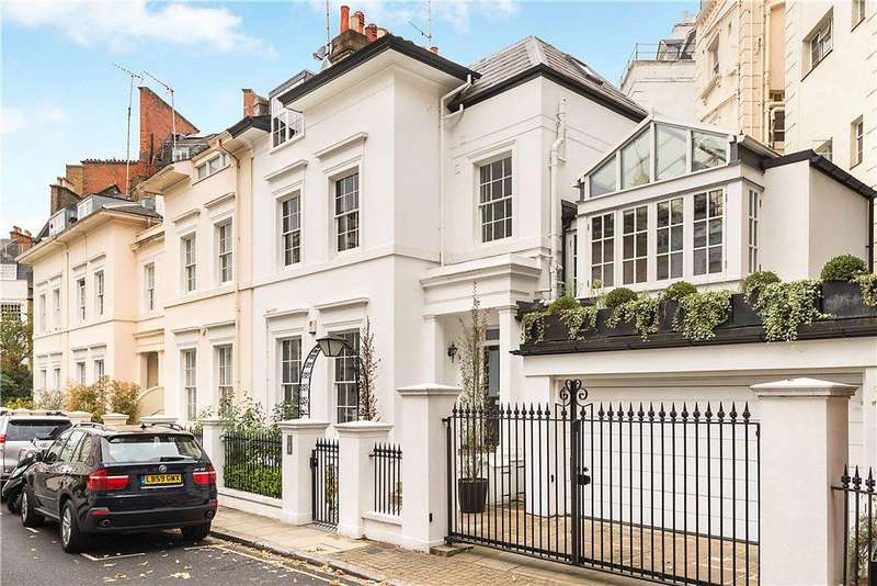 5 Bedrooms House for sale in Cambridge Place, Kensington, London