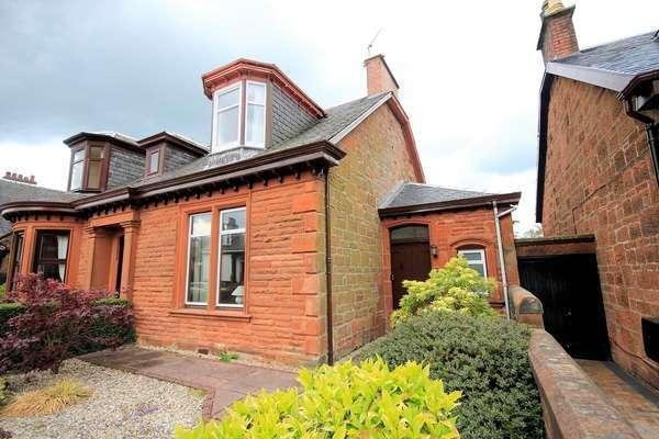 3 Bedrooms Semi-detached Villa House for sale in 10 Bentinck Street, Galston, KA4 8HT