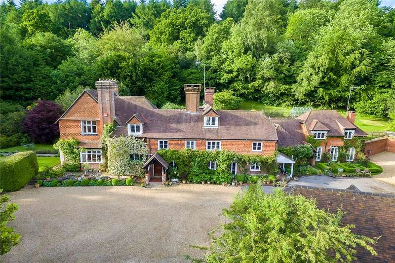 6 Bedrooms Detached House for sale in Bell Vale Lane, Haslemere, Surrey