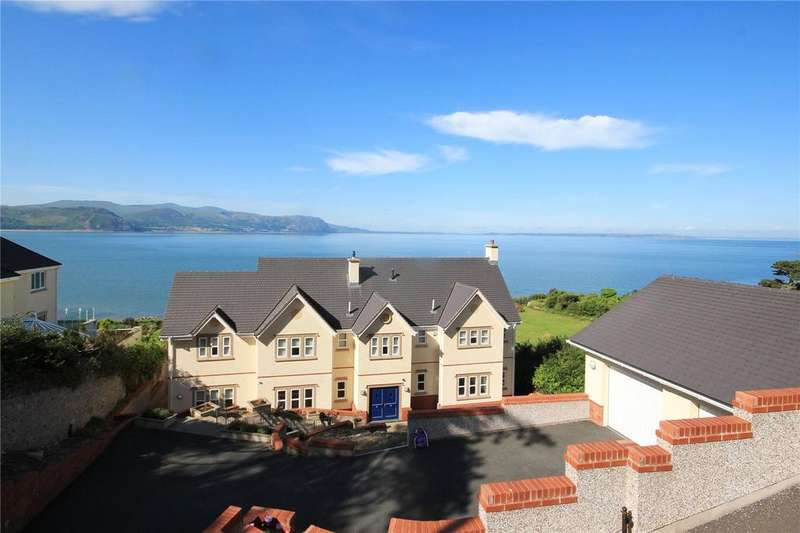 6 Bedrooms Detached House for sale in Llys Helyg Drive, Llandudno, Conwy