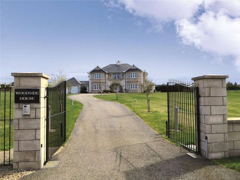 5 Bedrooms Detached House for sale in Heights of Woodside, Westhill, Inverness