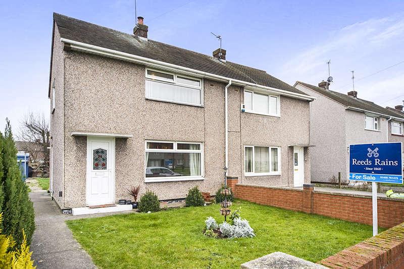 2 Bedrooms Semi Detached House for sale in Elsie Street, Goole, DN14
