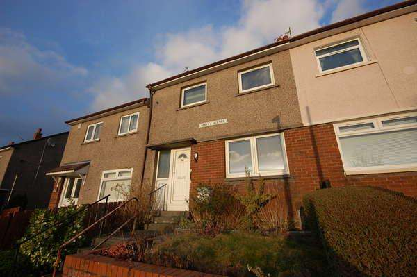 2 Bedrooms Terraced House for sale in 50 Spruce Avenue, Johnstone, PA5 9RG