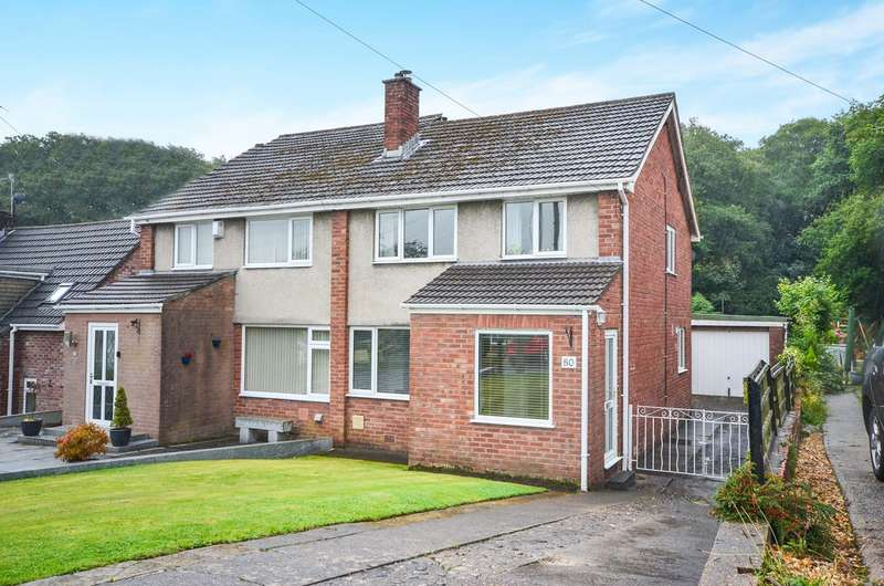 3 Bedrooms Semi Detached House for sale in St Davids Way, Caerphilly, CF83
