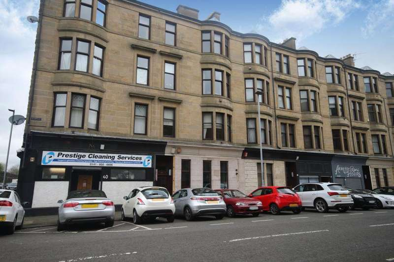 2 Bedrooms Ground Flat for sale in 0/2, 38 Scotstoun Street, Scotstoun, Glasgow, G14 0UN