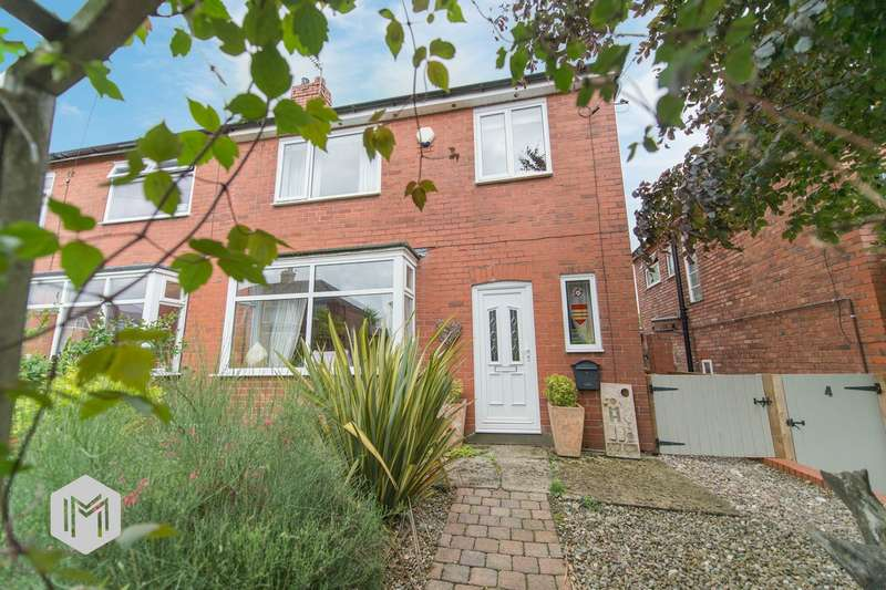 3 Bedrooms Semi Detached House for sale in Delph Avenue, Egerton, Bolton, BL7