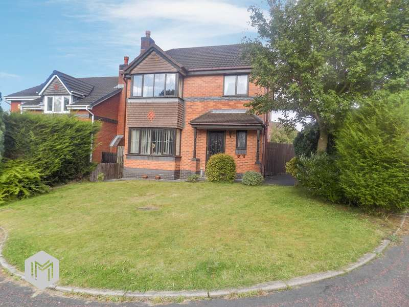 3 Bedrooms Detached House for sale in Kingsmead, Chorley, PR7