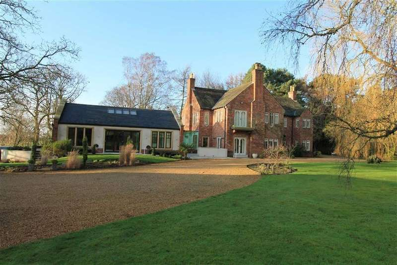 5 Bedrooms Detached House for sale in Artists Lane, Nether Alderley