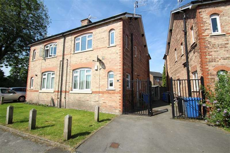 1 Bedroom Flat for sale in Urban Avenue, Altrincham