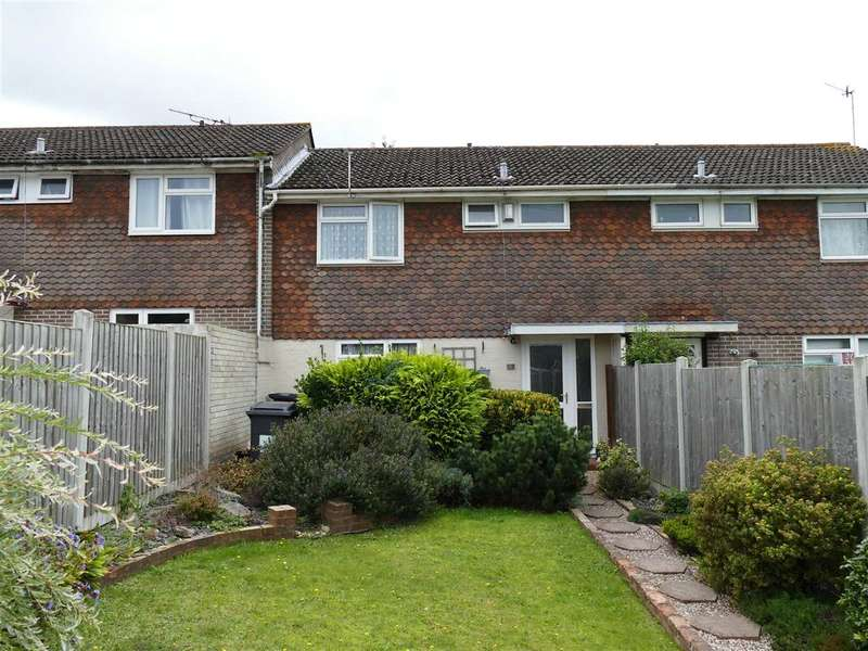 2 Bedrooms Terraced House for sale in SPACIOUS TWO DOUBLE BEDROOM MID TERRACED HOUSE - Bournemouth