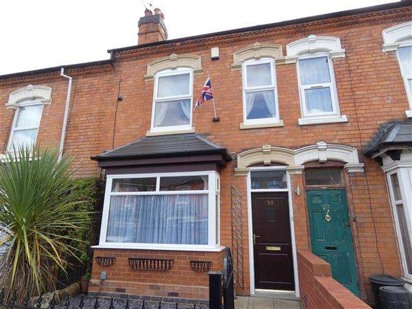 3 Bedrooms Terraced House for sale in Florence Road, Acocks Green, Birmingham