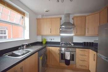 2 Bedrooms Flat for sale in Magnus Court, Chester Green, Derby, DE21 4TQ