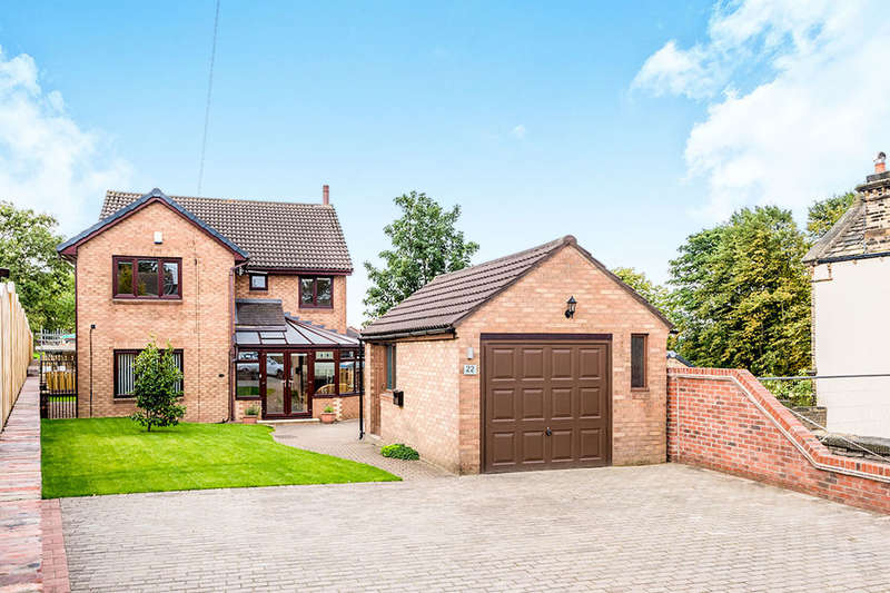 4 Bedrooms Detached House for sale in Southdale Road, Ossett, WF5
