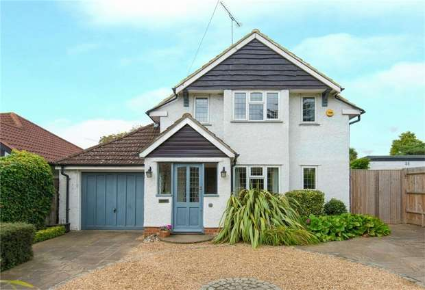 4 Bedrooms Detached House for sale in 37 Thorney Lane South, Richings Park, Buckinghamshire