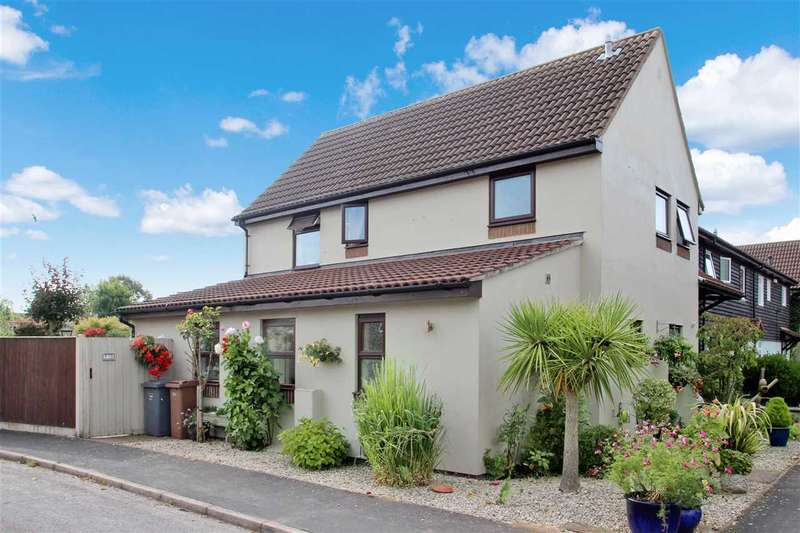 3 Bedrooms Detached House for sale in Carlford Close, Martlesham Heath, Ipswich