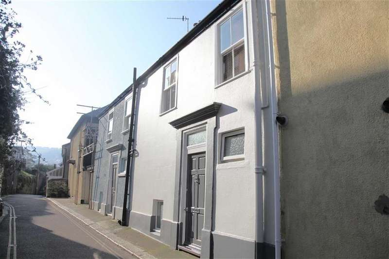 3 Bedrooms Semi Detached House for sale in South Ford Road, Dartmouth, Devon, TQ6