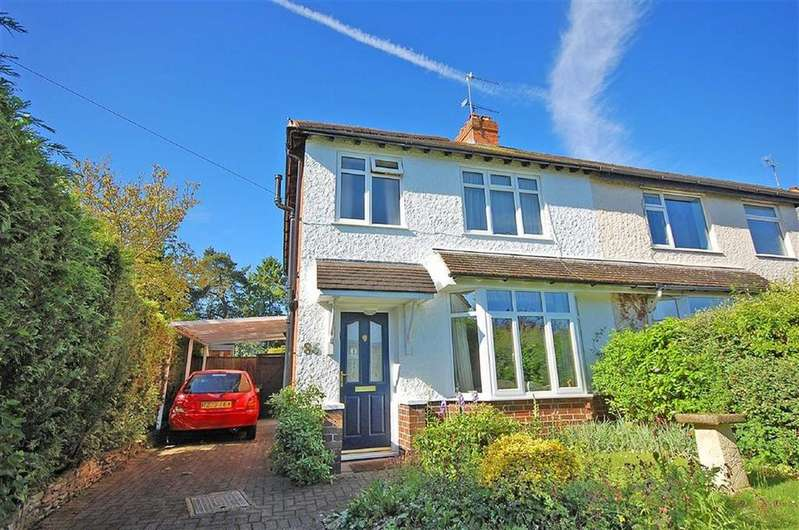 2 Bedrooms Semi Detached House for sale in East End Road, Charlton Kings, Cheltenham, GL53