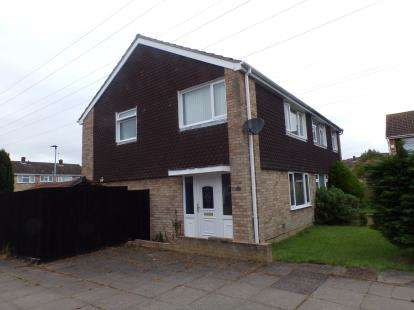3 Bedrooms Semi Detached House for sale in Lune Walk, Brickhill