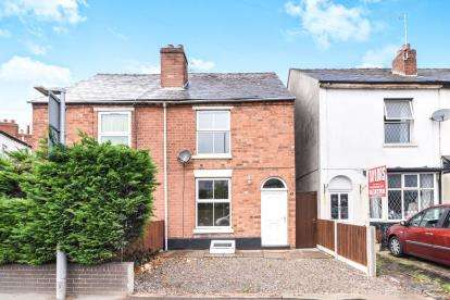 3 Bedrooms Semi Detached House for sale in Droitwich Road, Worcester, Worcestershire