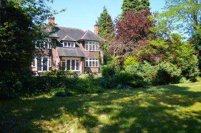 4 Bedrooms Detached House for sale in Oundle Drive, Wollaton Park, Nottinghamshire