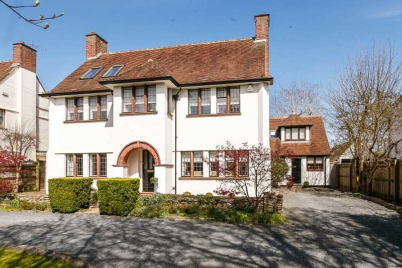 6 Bedrooms Detached House for sale in Woodstock Road, Oxford
