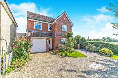 4 Bedrooms Detached House for sale in Great Waldingfield, Sudbury, Suffolk