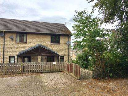 2 Bedrooms End Of Terrace House for sale in Quarry Mount Mews, Quarry Road, Lancaster, LA1