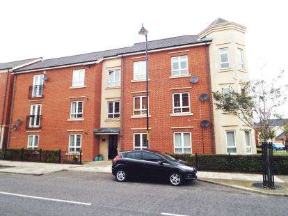 2 Bedrooms Flat for sale in Sea Winnings Way, Westoe Crown Village, South Shields, Tyne and Wear, NE33