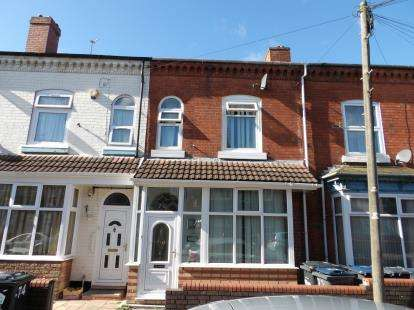 4 Bedrooms Terraced House for sale in Gladstone Road, Sparkbrook, Birmingham, West Midlands