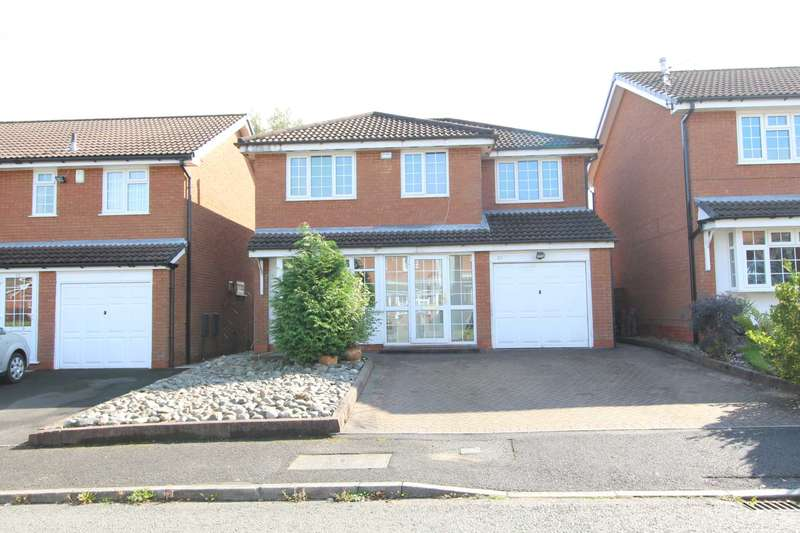 4 Bedrooms Detached House for sale in St Josephs Avenue, Whitefield
