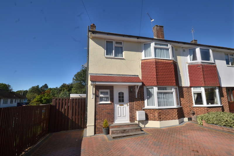 3 Bedrooms Semi Detached House for sale in Coates Way, Watford