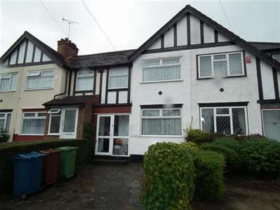3 Bedrooms Terraced House for sale in Belsize Road, Harrow Weald
