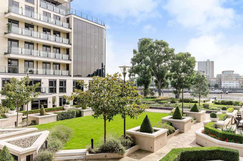 1 Bedroom Flat for sale in Banyan House, Imperial Wharf, SW6